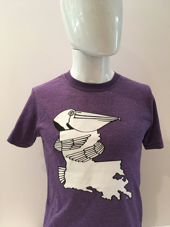 Pelican shirt in Louisiana