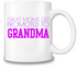 Great Moms Get Promoted To Grandma Coffee Mug