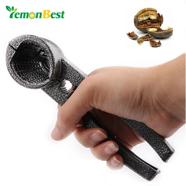 LemonBest High quality mechanical sheller walnut nutcracker nut cracker fast Opener Kitchen Tools fruits and vegetables