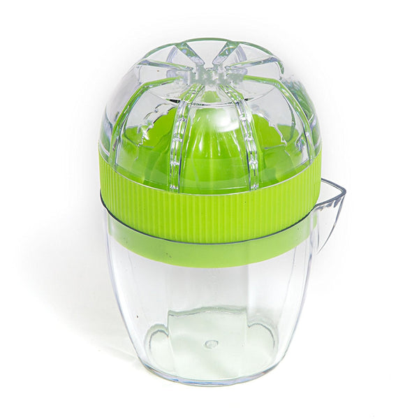Manual Juicer, Lime Juicer and Citrus Storage with Pour Spout