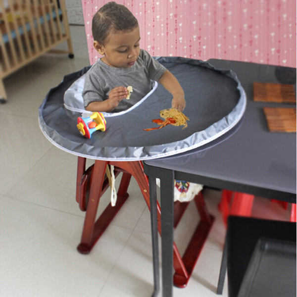 Saingace Baby Dinner Mat Cover Waterproof Highchair Bumper Pad Place Mat a801 29
