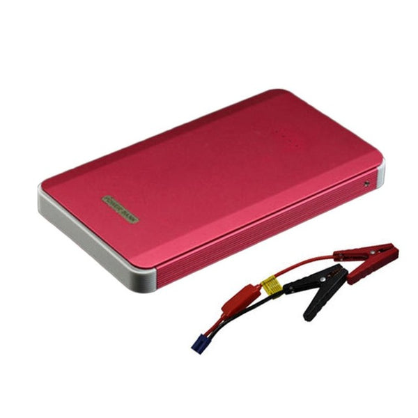30000mAh Portable Car Jump Starter Pack Booster LED Charger Battery Power Bank Portable Emergency Power Supply Metal Casing