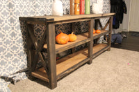 custom sofa table