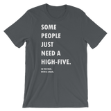 Men's Some People Short-Sleeve Unisex T-Shirt