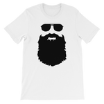 The Beard Short-Sleeve Unisex T-Shirt
