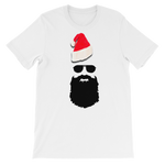 Bearded Christmas Short-Sleeve Unisex T-Shirt