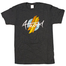 Atwood Sun T-Shirt - Black Heather