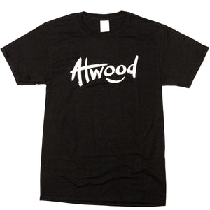 Smiley Atwood T-Shirt - Black