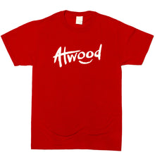 Smiley Atwood T-Shirt - Red