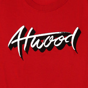 Atwood Brushed T-Shirt - Red