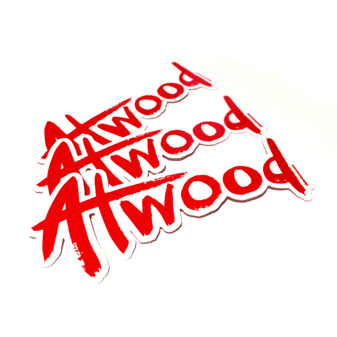 Atwood Sticker - 3 pack