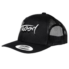 Atwood Brushed SnapBack Hat - Black