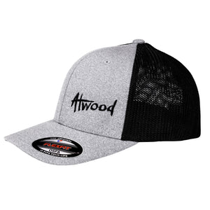 Atwood Hat - FlexFit - Black/Gray