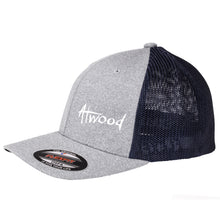 Atwood Hat - FlexFit - Navy/Gray