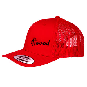 Atwood SnapBack Hat - Red