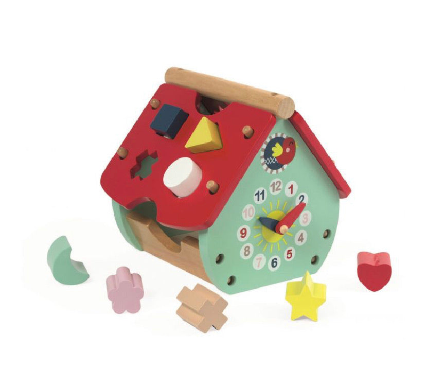 House Shape Sorter