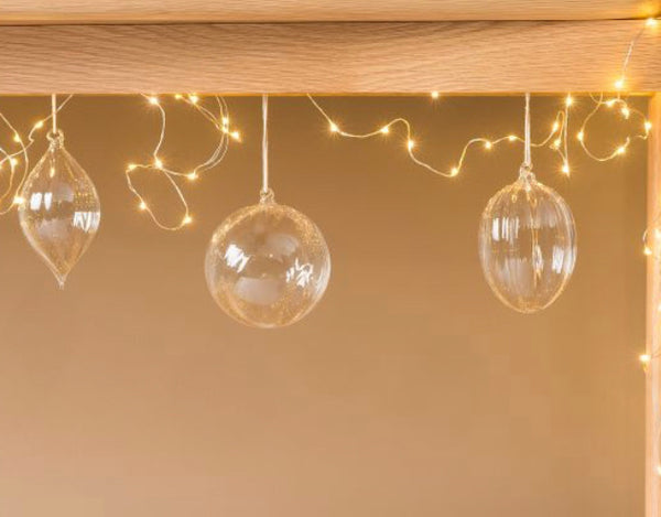 Twine Battery Operated String Lights