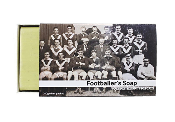 Sporting Nation Soap