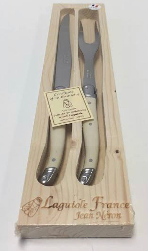 Laguiole Carving Set