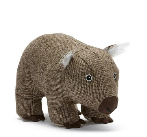Wally the Wombat