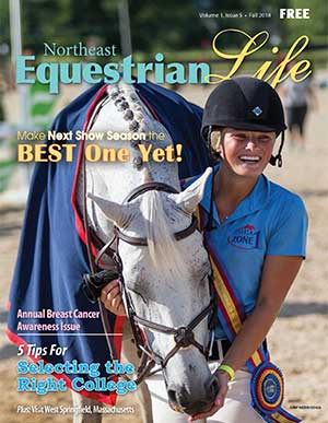 ACE Equestrian Haley Anderson Cover