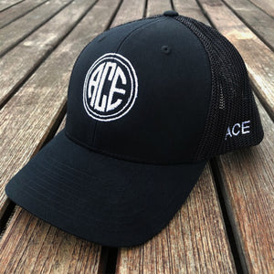 ACE Logo Mesh Hat