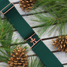 Forest + Copper Equestrian Belt