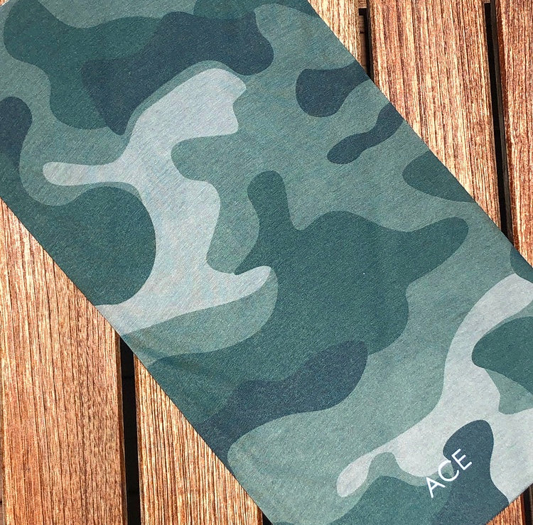 Camo F-ACE Mask / More Colors Available