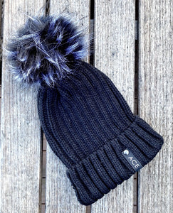 ACE Winter Pom-Pom Hat