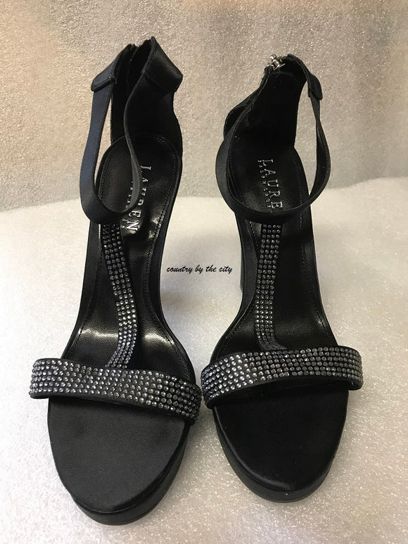 NEW Ralph Lauren FIA Ladies Platform Shoes