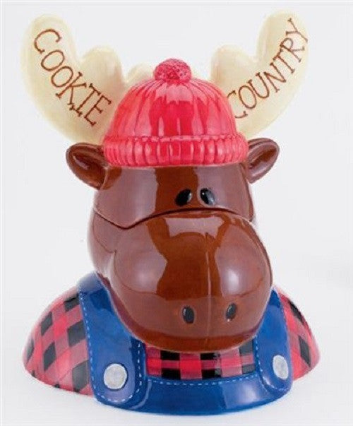 Cookie Country Moose Cookie .