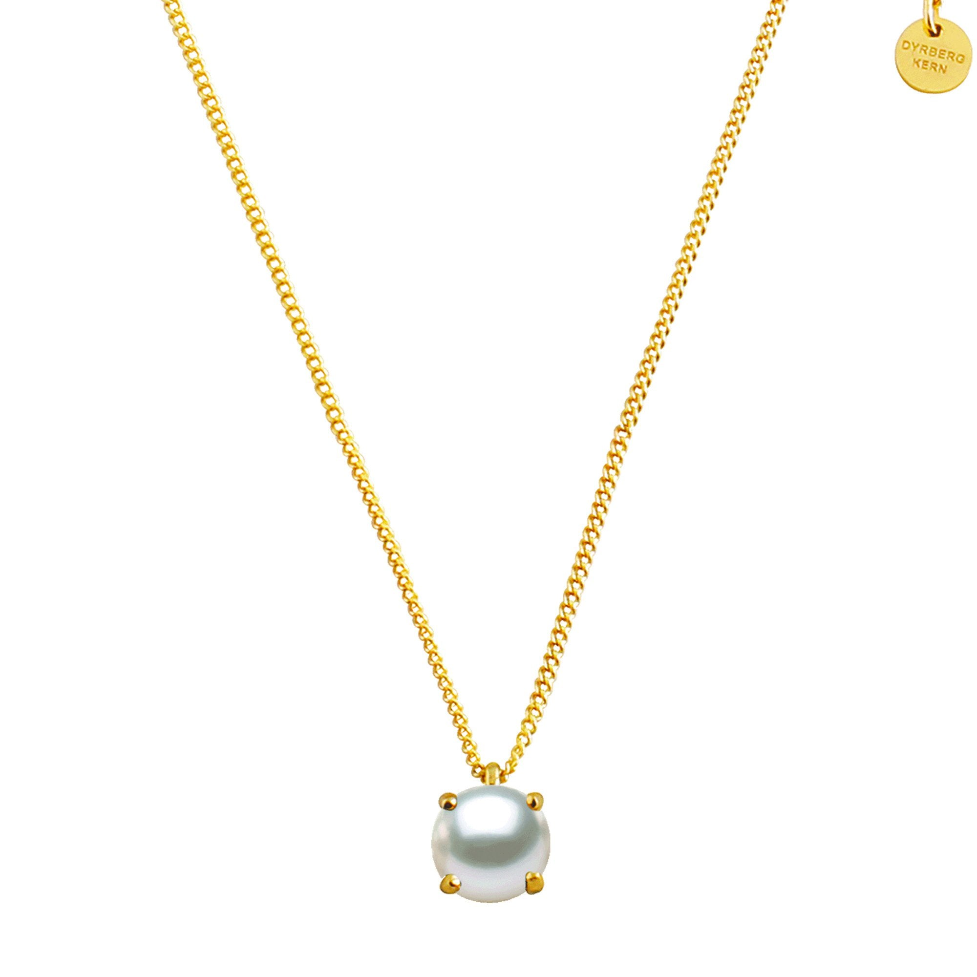 MANNY WHITE PEARL NECKLACE