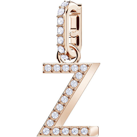 Remix Collection Z Charm - Rose Gold Plating