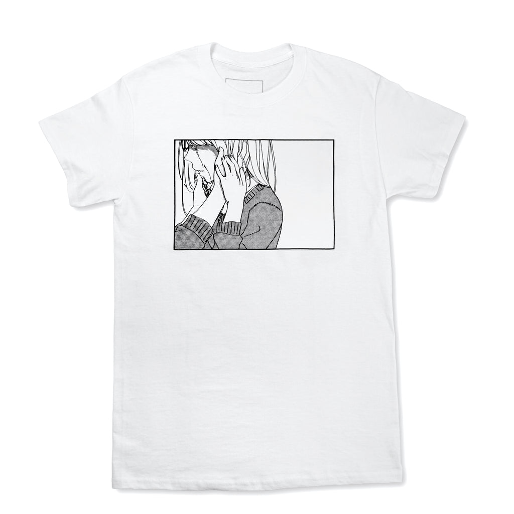 Sad Girls Break-up Tee