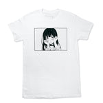 Sad Girls Choker Tee