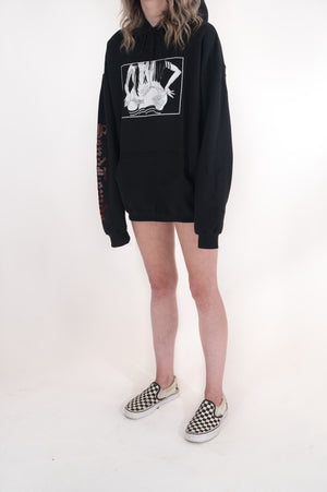 Lewd Girls Young & Reckless Hoodie
