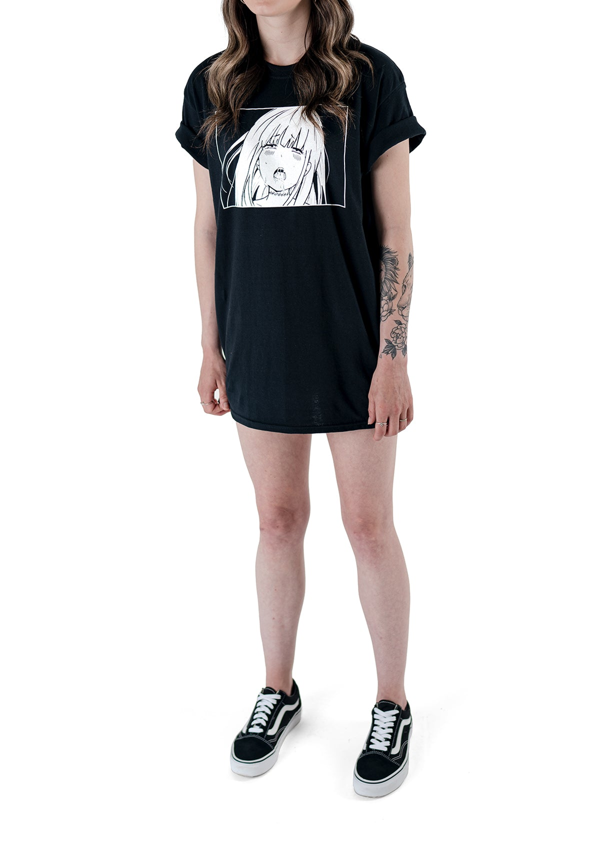 Lewd Girls Euphoria Tee