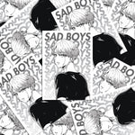 Sad Boys Stay With Me Sticker