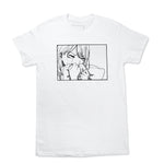 Sad Girls Pillow Tee