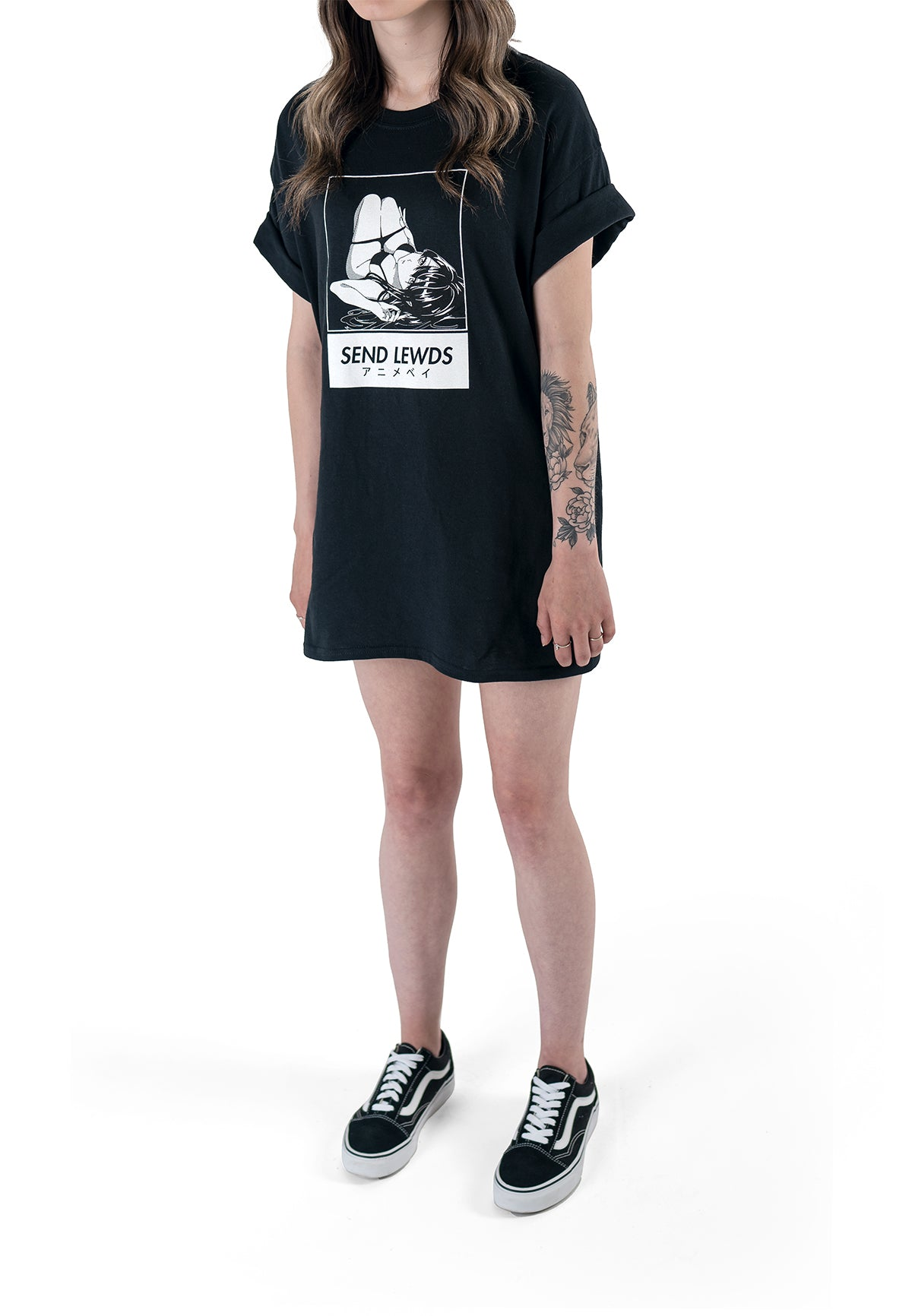 Lewd Girls Antidote Tee