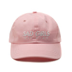 Sad Girls Dad Cap | Pink