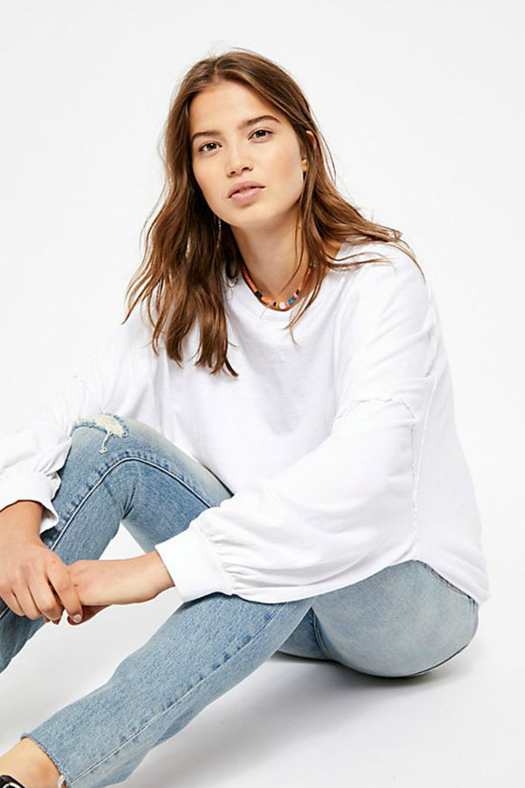 free people 213 tee. Jolie folie boutique