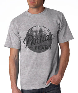 Men's Jersey T-Shirt - Grey