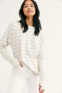 free people arden tee. Jolie folie boutique