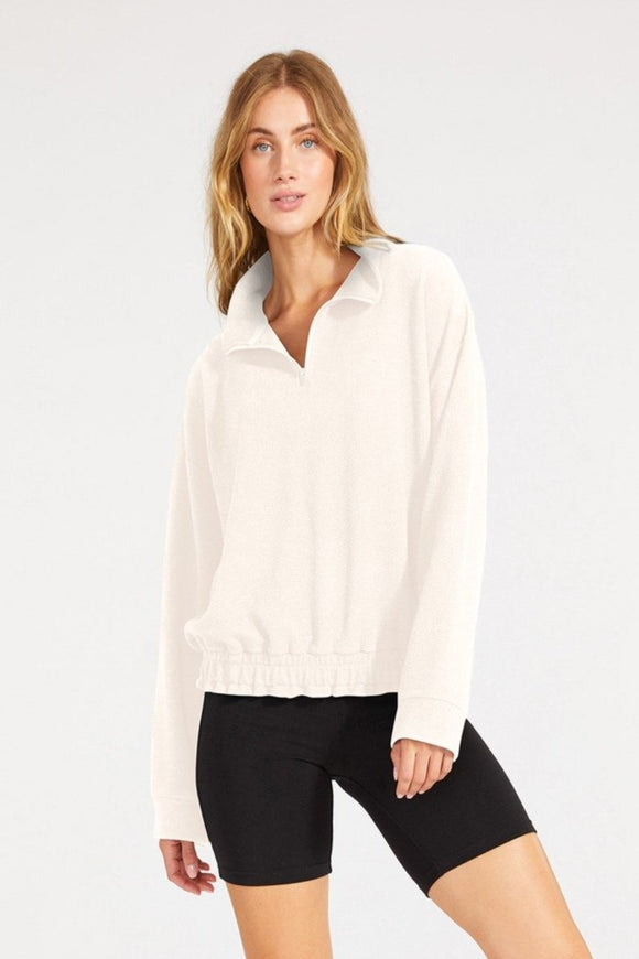 Just Zip It Up Sweatshirt | BB Dakota