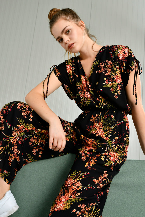 Floral Jumpsuit | 24 Colours