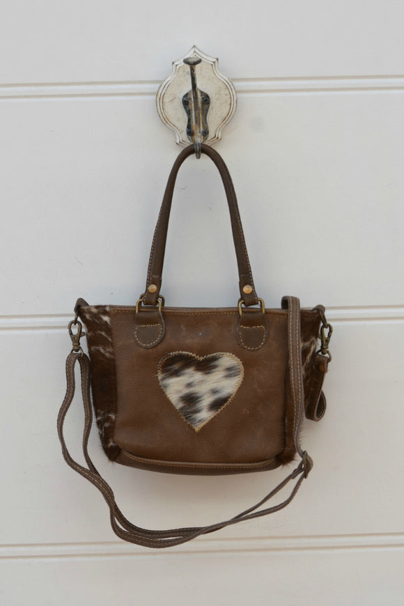 Heart Crossbag Bag