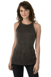 Icefall Black Hemp Tank | Tentree
