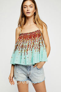 Instant Crush Printed Cami | Free People