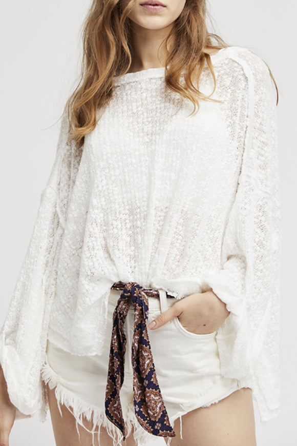 We The Free Island Girl Hacci | Free People